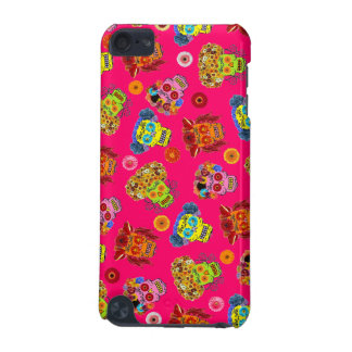 Customizable Floral Sugar Skulls iPod Touch (5th Generation) Cases