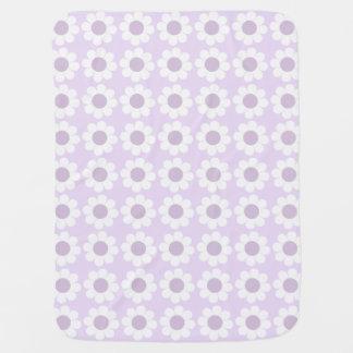 Customizable Flower Power Baby Blanket