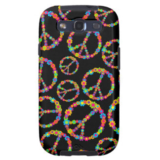 Customizable Flower Power Daisies Samsung Galaxy S3 Cases
