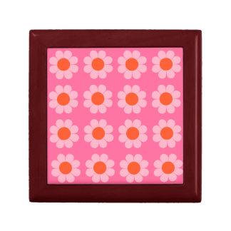 Customizable Flower Power Jewelry Box
