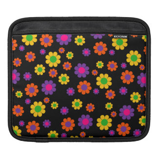 Customizable Flower Power Sleeves For iPads