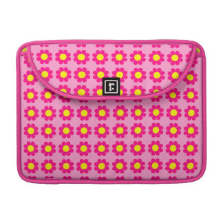 Customizable Flower Power Sleeves For MacBook Pro