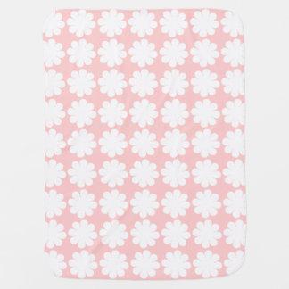 Customizable Flower Power Swaddle Blanket