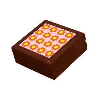 Customizable Flower Power Trinket Box