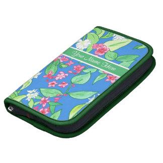 Customizable Folio Planner, Spring Blossoms