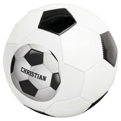 Customizable Football Soccer Ball