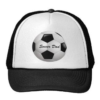 Customizable Football Soccer Ball Trucker Hat
