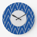 Customizable Freestyle Geometric Wall Clock