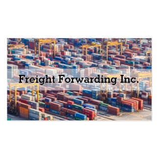 Customizable Freight Transport Container