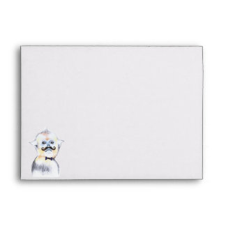 Customizable: Funky monkey Envelope
