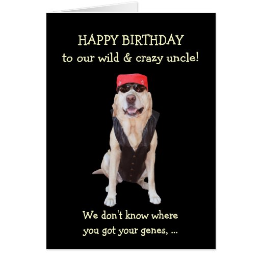 Funny Th Male Birthday Cards ~ Customizable funny dogs rebel male birthday card zazzle