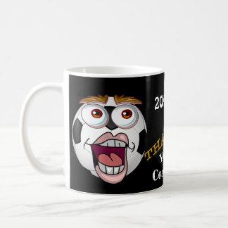 Customizable Funny Soccer Coach Gifts Ideas Coffee Mug