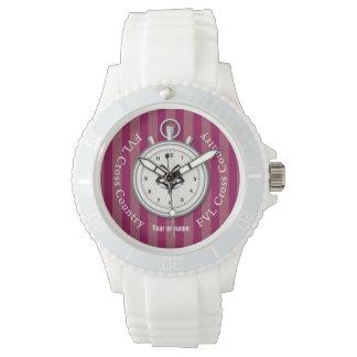 Customizable FVL Cross Country Wrist Watch