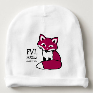 Customizable FVL Foxes baby hat