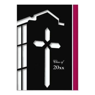 "Customizable FVL Tower Graduation Invitation 5"" X 7"" Invitation Card"
