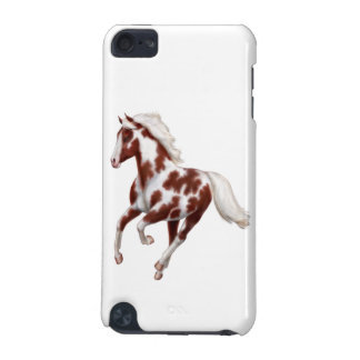 Customizable Galloping Paint Horse iPod Touch Case