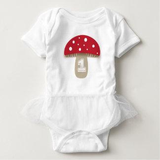 Customizable Garden party onsie Baby Bodysuit