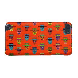 Customizable Gaucho Sugar Skulls iPod Touch (5th Generation) Case