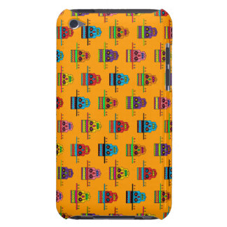 Customizable Gaucho Sugar Skulls iPod Touch Covers