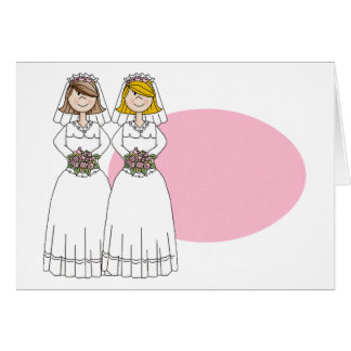 Customizable Gay Themed Wedding Cards, Stickers, T Card