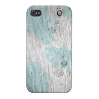 Customizable Ginkgo Leaves iPhone Case