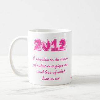 Customizable Goal Setting Mugs by MDillon Designs