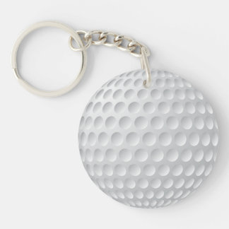 Customizable Golf Keychains for Men and Women