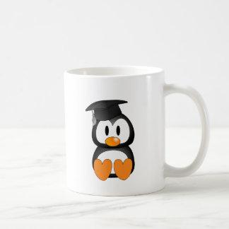 Customizable Graduation Penguin Mug
