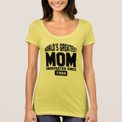 Kids' American Apparel Fine Jersey T-Shirt with Custom Greatest Mom design