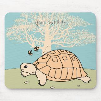 Customizable Greek Tortoise Mouse Pad