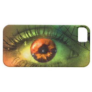 Customizable Green Halloween Nightmare iPhone SE/5/5s Case