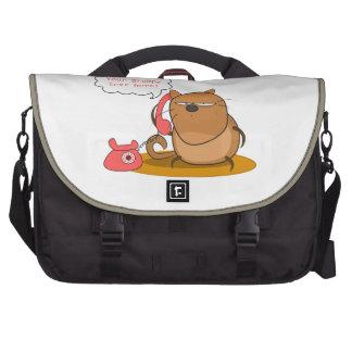 Customizable Grumpy Cat Commuter Bag