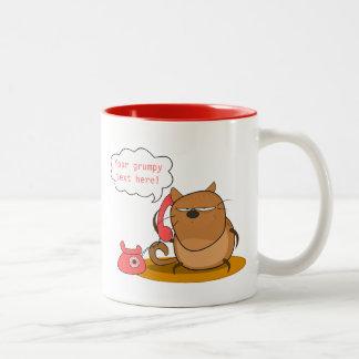 Customizable Grumpy Cat Mugs