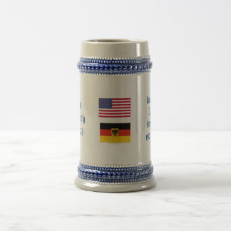 Customizable Hahn Stein 18 Oz Beer Stein