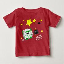 Customizable Halloween - Dreamy Halloween Baby T-Shirt