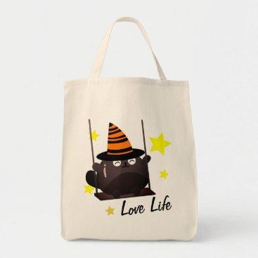 Halloween Themed Customizable Halloween - Dreamy Halloween Tote Bag