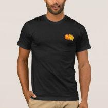 Customizable Halloween - Pumpkin Cat T-Shirt