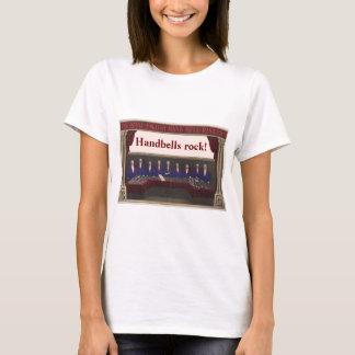 Customizable Handbells Rock T-shirt