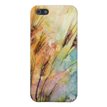 harvest, watercolors, autumn, paintings, ginette, yellow, grain, wheat, unique iphone cover', artful, artsy, artistic, [[missing key: type_photousa_iphonecas]] com design gráfico personalizado