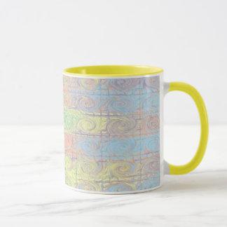 Customizable Hazy Color Splash cup / mug