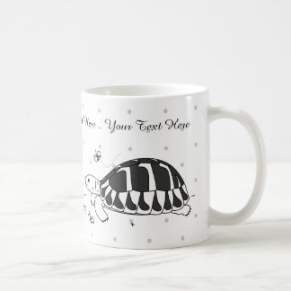 Customizable Hermann's Tortoise Mug