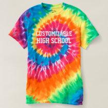 Customizable High School and Year T-shirt