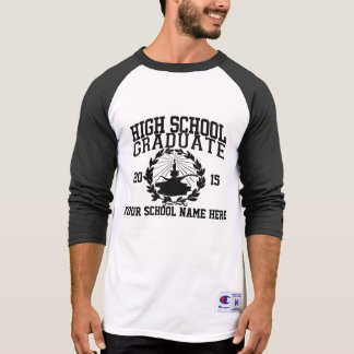 CUSTOMIZABLE HIGH SCHOOL GRADUATE 20xx T-Shirt