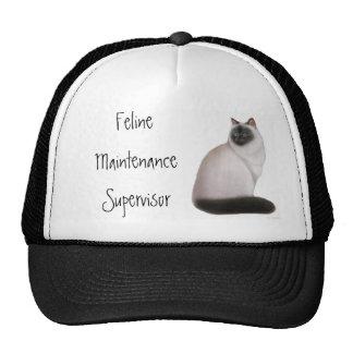 Customizable Himalayan Cat Hat