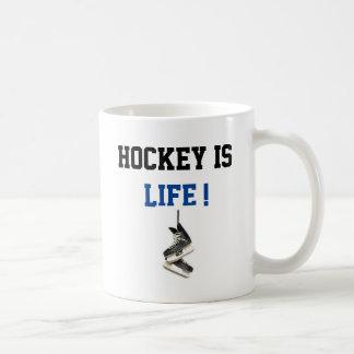 Customizable Hockey is Life Mug 2