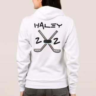 Customizable Hockey Sweatshirt