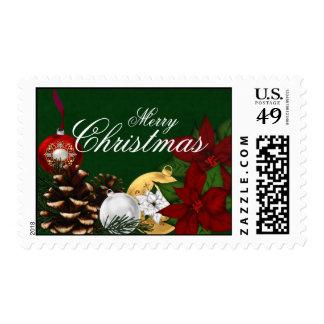 CUSTOMIZABLE Holiday Christmas Stamps