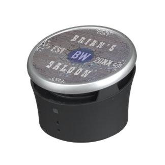 Customizable Home Bar Beer Saloon Bluetooth Speaker