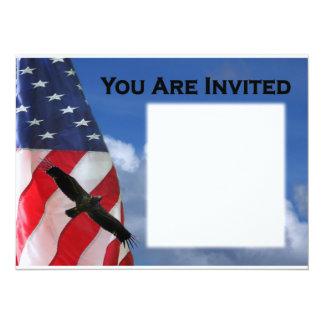 customizable homecoming invitaton card