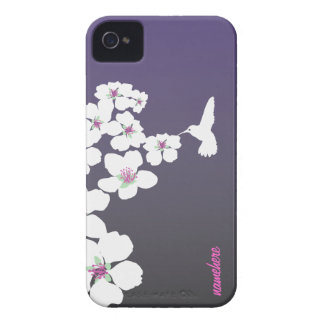 Customizable: Hummingbird iPhone 4 Cover